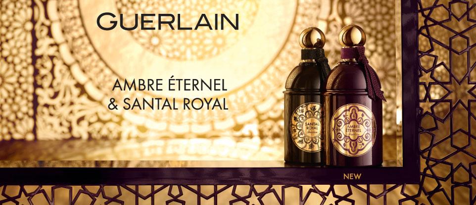 Guerlain выпустил аромат, вдохновленный магией Востока
