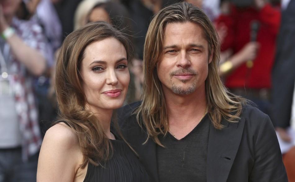 Анджелина Джоли и Брэд Питт обсуждают развод