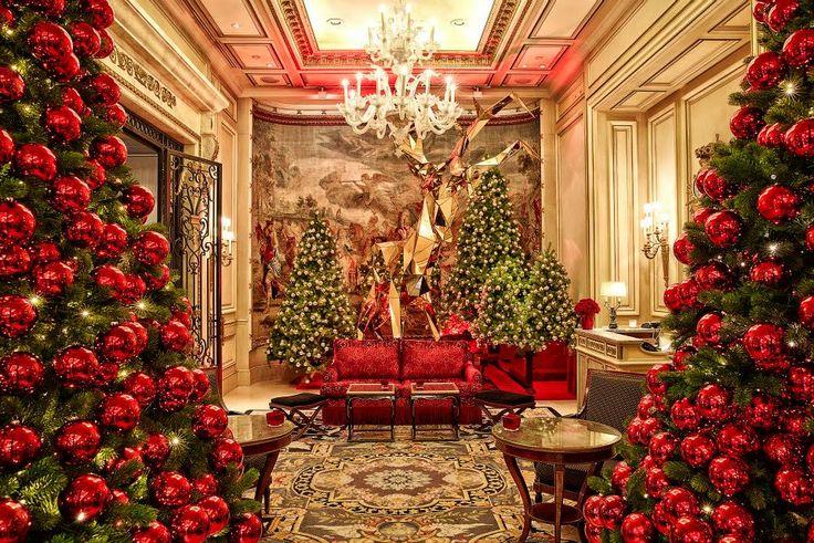 Старый новый год: красивые европейские отели