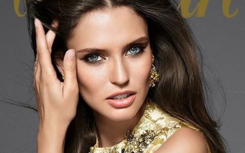Итальянская супермодель блистает в нарядах Dolce&Gabbana