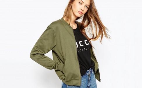 Куртка бомбер: модный хит сезона