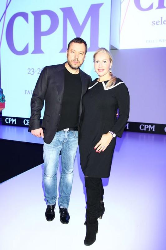 003 Игорь Чапурин и Екатерина Одинцова