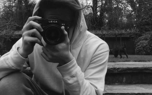 Бруклин Бекхэм стал фотографом для Burberry