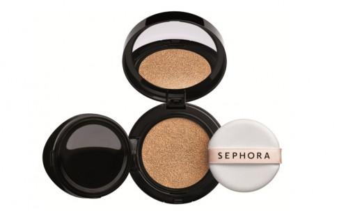 Sephora гарантирует безупречный цвет лица с Wonderful Cushion