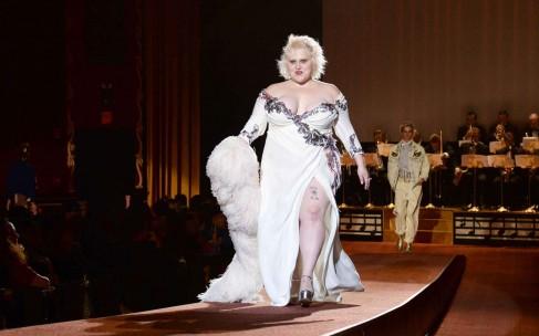 Бет Дитто создала коллекцию одежды plus size