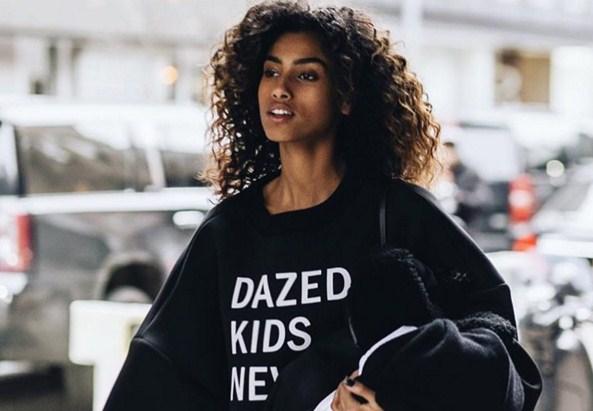 DKNY возвращает моду на свитшоты на NYFW