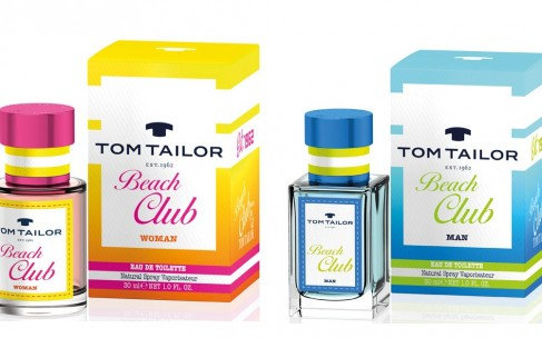 Tom Tailor представил парные летние ароматы
