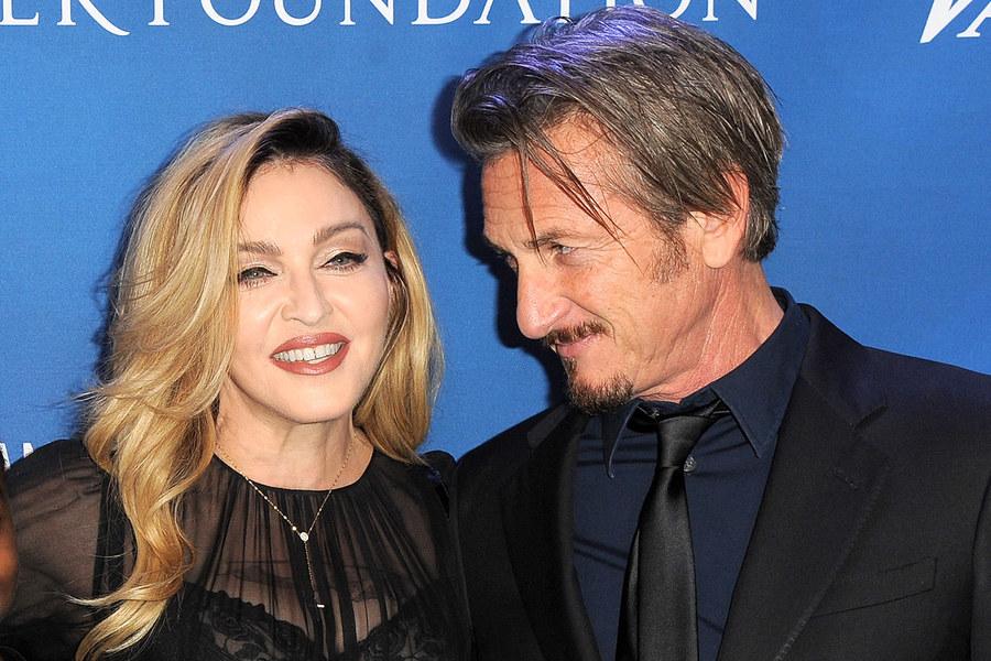 Шон Пенн изменяет Мадонне с Наоми Кэмпбелл?