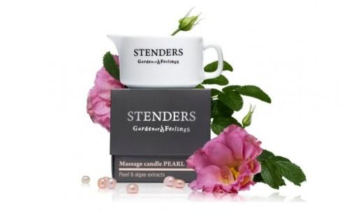 Stenders создал жемчужную свечу Massage Candle Pearl