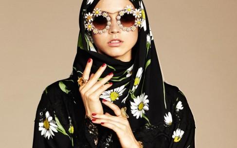 17-летняя чеченка стала звездой рекламной кампании Dolce&Gabbana