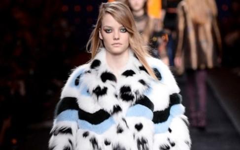 Меховая мода 2016: показ Fendi в Милане