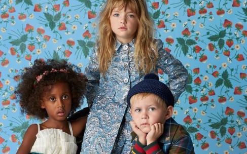 Детская одежда в мире моды 2016