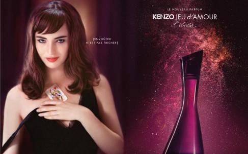 Kenzo пополнил коллекцию Jeu d`Amour новым ароматом