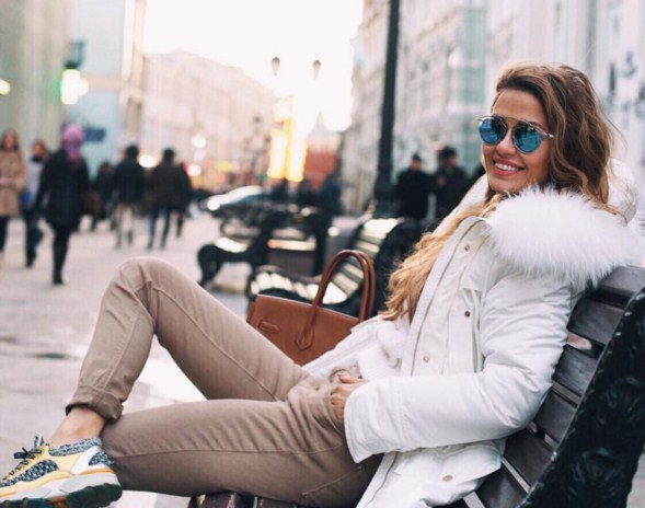 Виктория Боня последовала примеру Ким Кардашьян