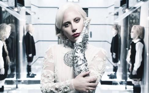 Леди Гага подтвердила участие в «Американской истории ужасов»