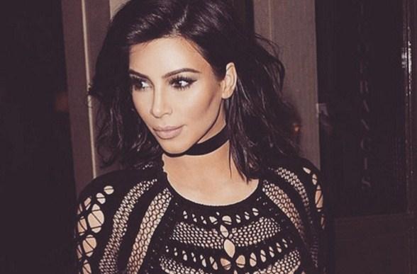 Ким Кардашьян и возрождение тренда: омбре