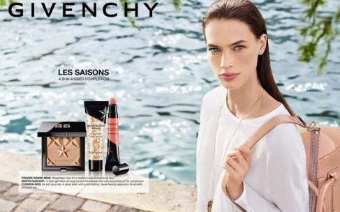 Givenchy против жирного блеска: летняя коллекция макияжа