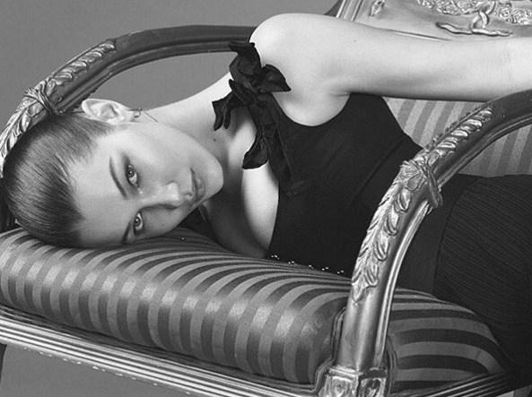 Белла Хадид попала на обложку Harper's Bazaar