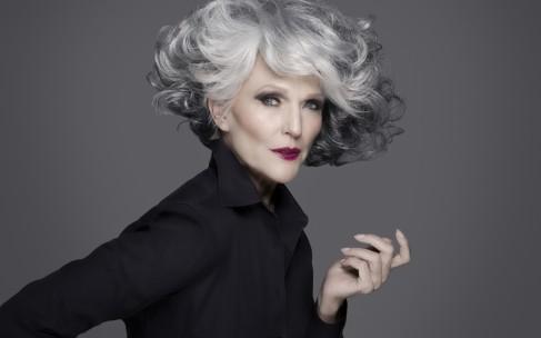 67-летняя модель рассказала о секретах красоты