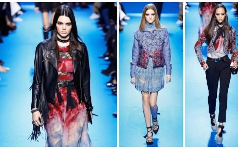 Неделя моды в Париже: Elie Saab