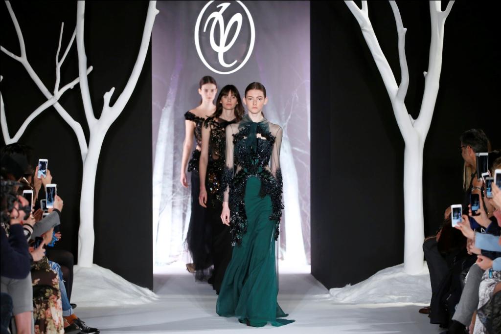 Молодые дизайнеры на неделе моды в Москве