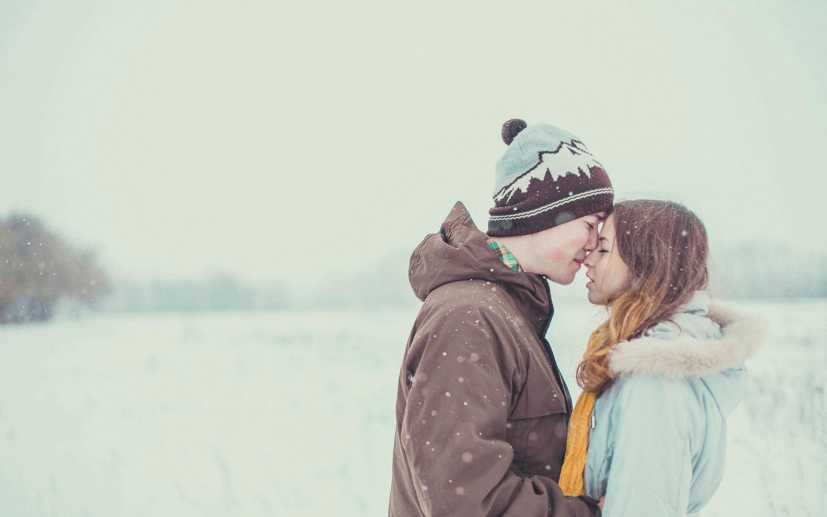 mood-girl-boy-winter-snow-tenderness-love-hd-wallpaper