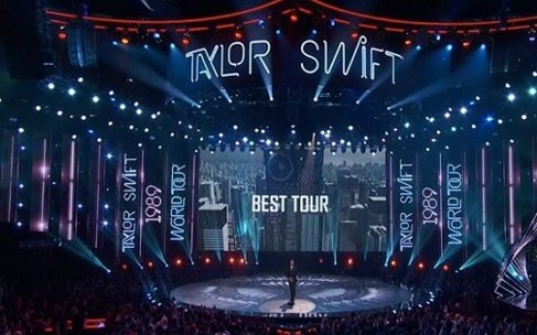 В Лос-Анджелесе прошла церемония вручения iHeartRadio Music Awards-2016