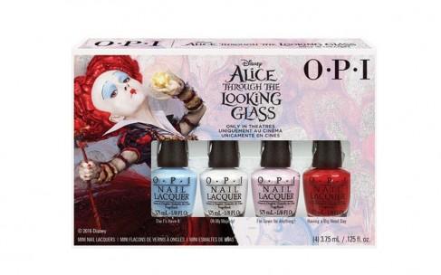 OPI подготовил коллекцию лаков для Алисы