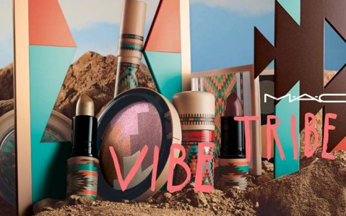 Индейские мотивы в MAC Vibe Tribe Collection Summer 2016