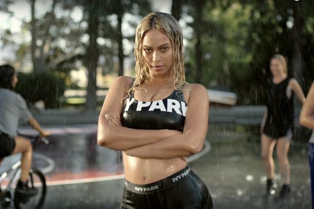 Новое имя в фитнес-моде: Бейонсе