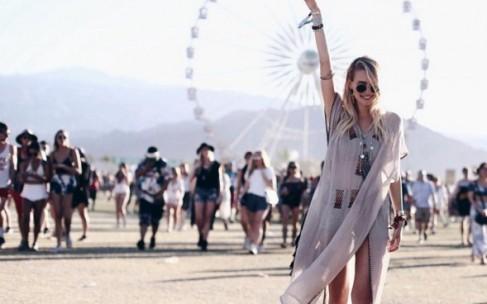 Coachella 2016: звездные пары