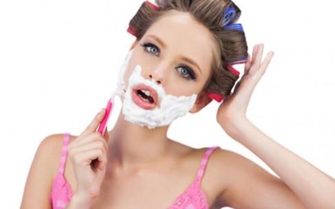 Ежедневное бритье поможет при нанесении макияжа