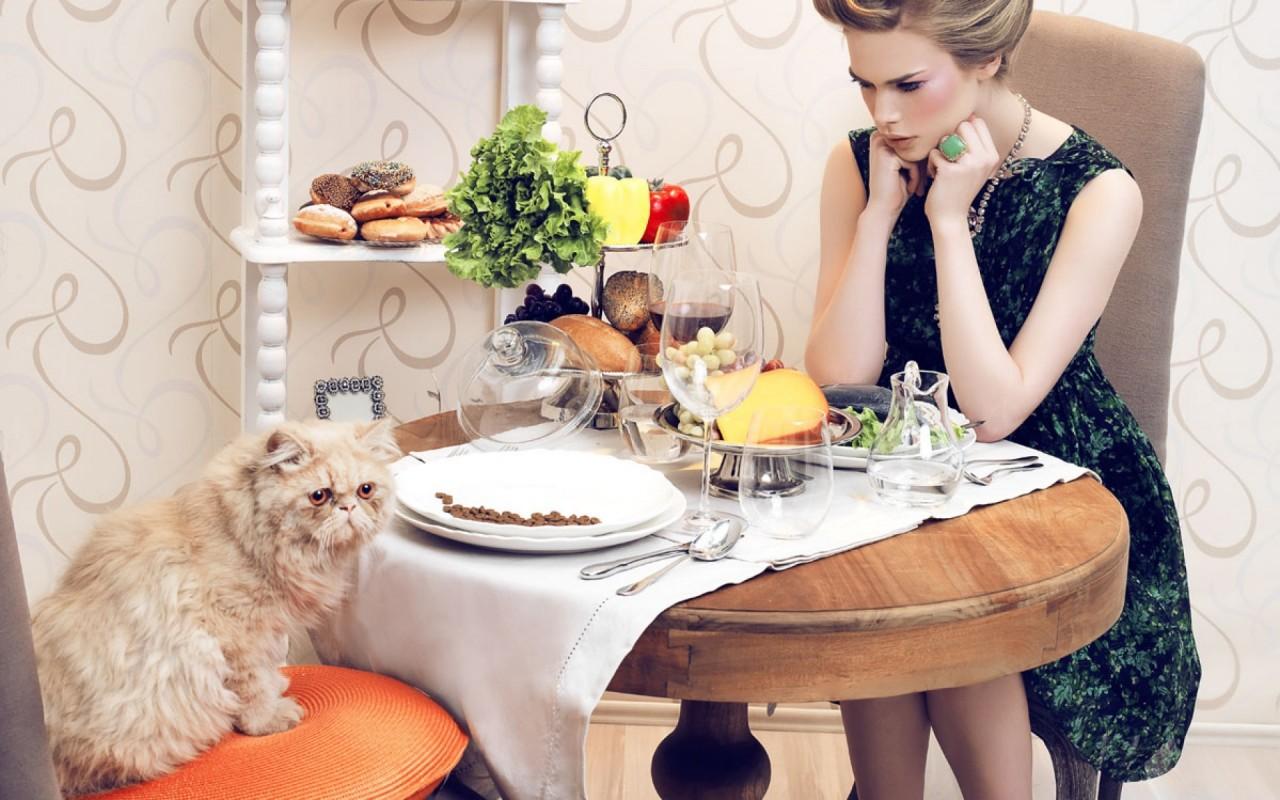Ужин с сексом на столе 15 фотография