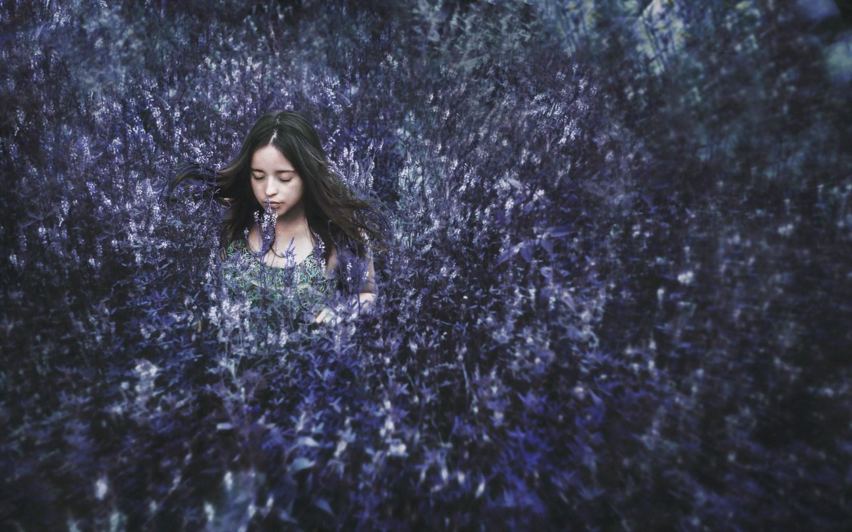 girl-field-flowers-mood-hd-wallpaper