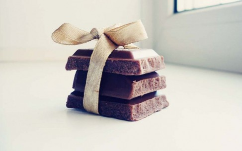 Молочный шоколад может быть разным!
