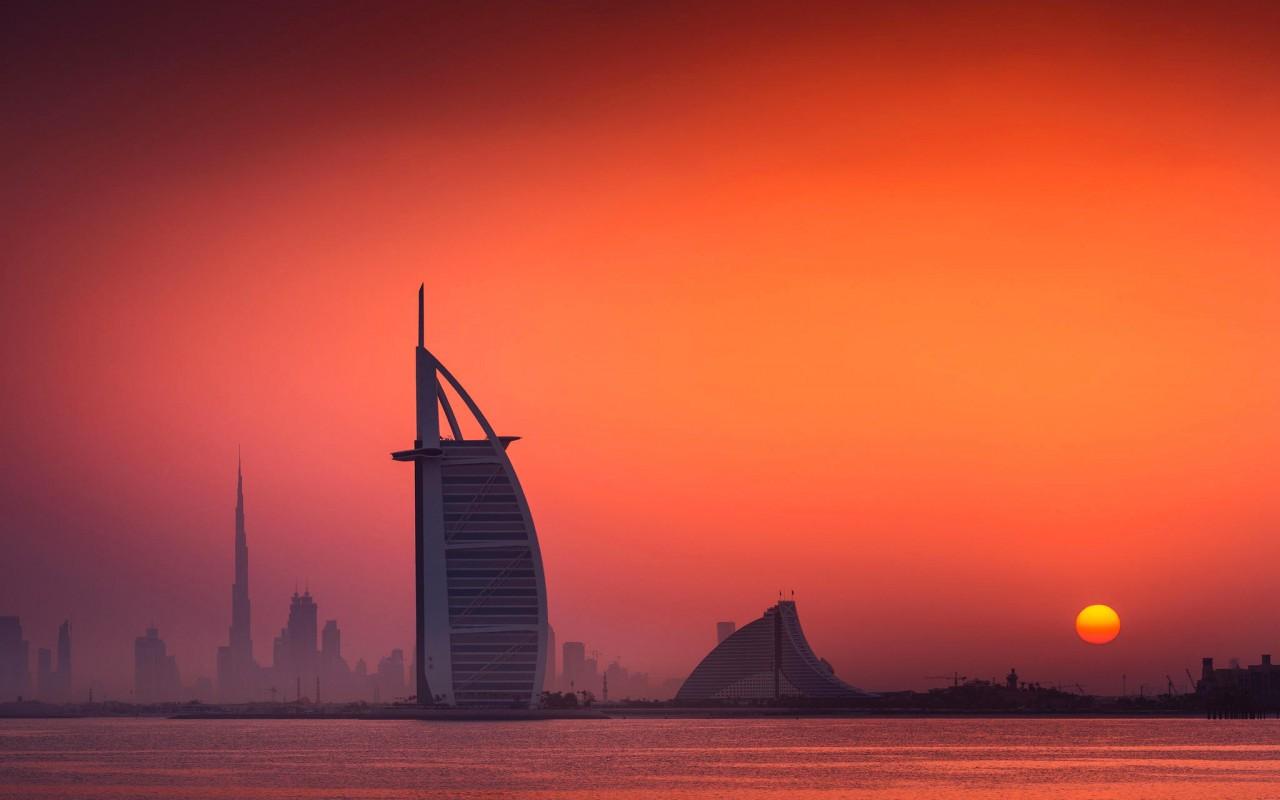 Звезда Востока: любовь в Дубае