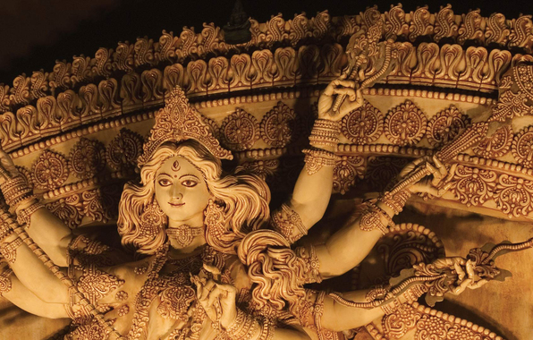 statuya-bogini-durgi-hram