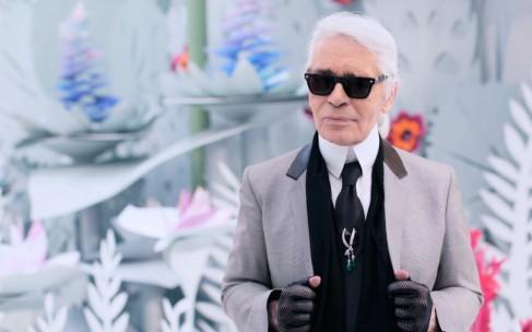 Карл Лагерфельд подписал пожизненный контракт с Chanel