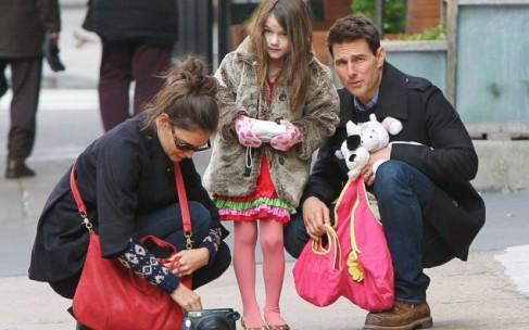 Том Круз станет экзорцистом: актер изгонит демона из дочери