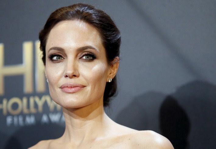 Анджелина Джоли станет профессором Лондонской школы экономики