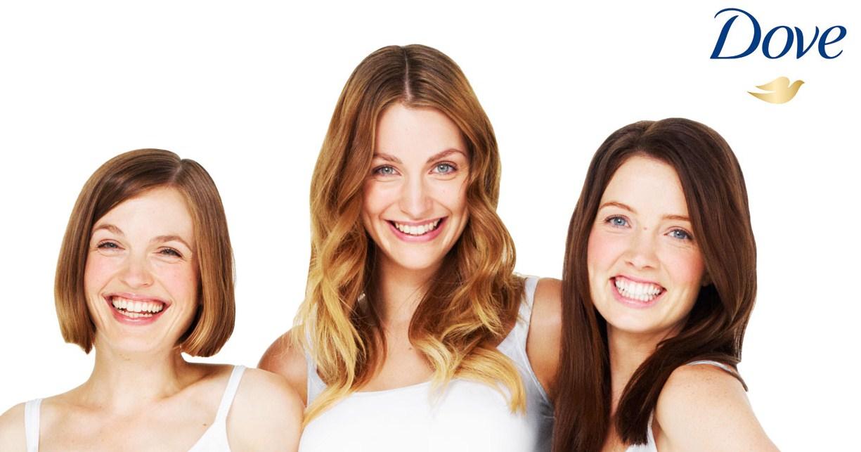Dove запускает масштабный флешмоб Beauty Challenge