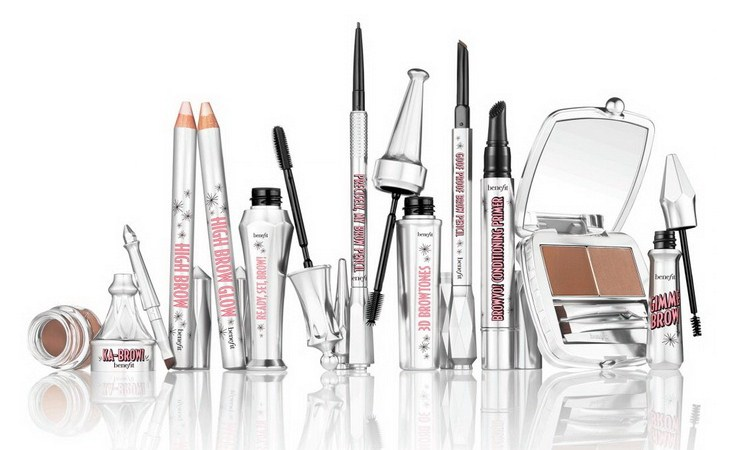 Brow Bar на дому: Benefit Brow Collection Summer 2016