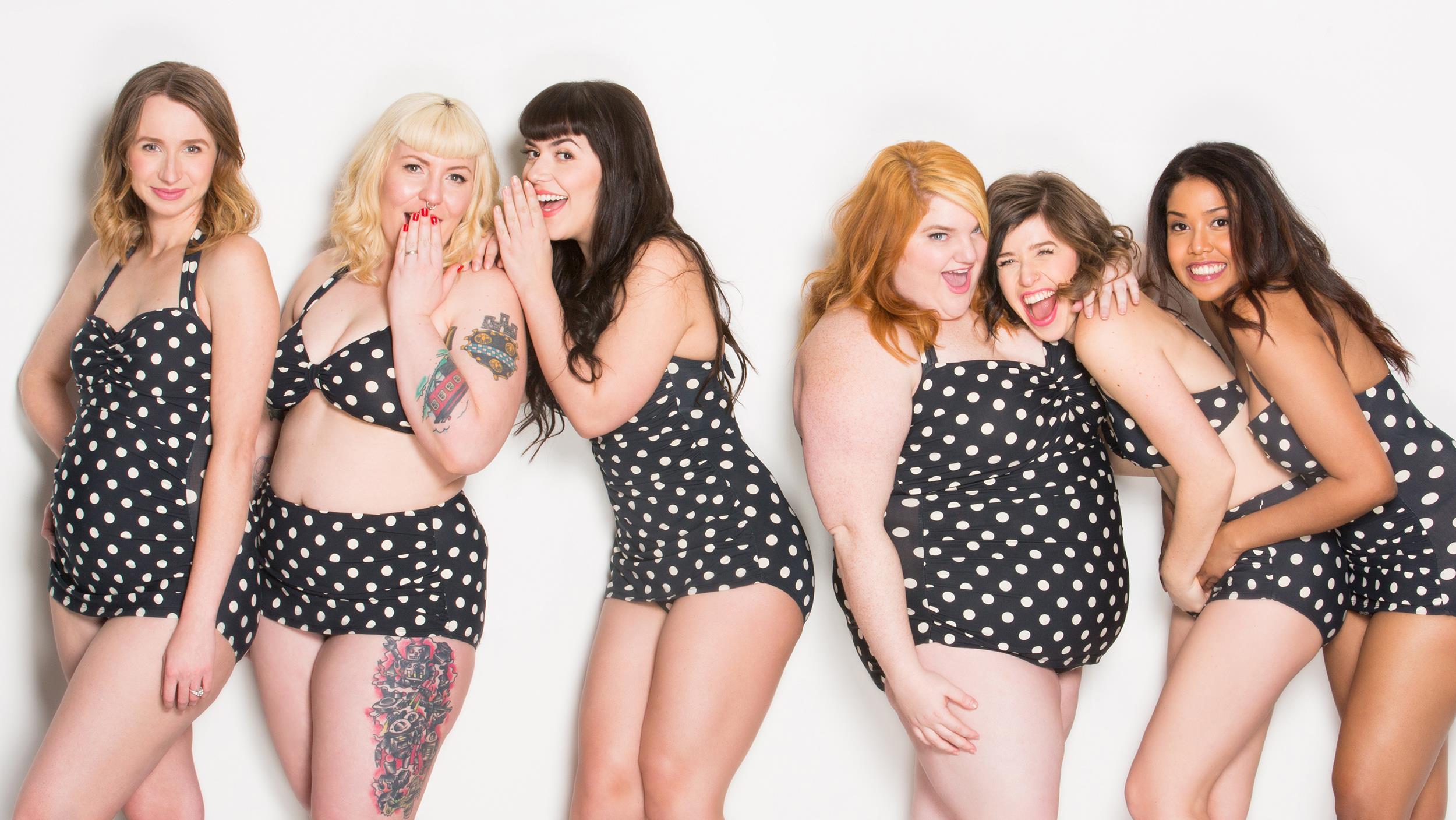 Анти-Victoria's Secret: новая рекламная кампания ModCloth's