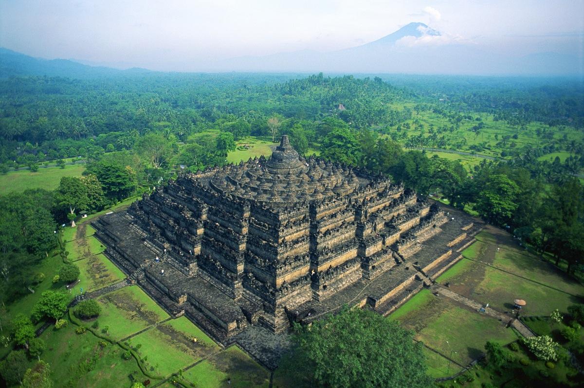 Сны наяву: великие и таинственные храмы мира