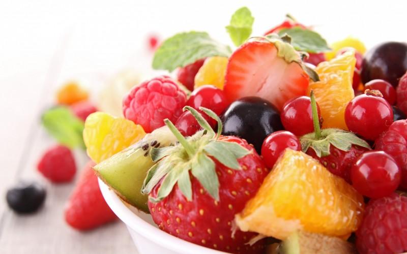 Несладкие фрукты для похудения
