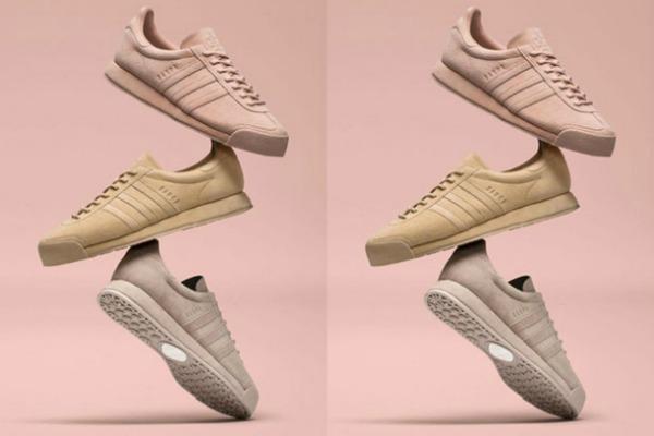 Новые оттенки Adidas