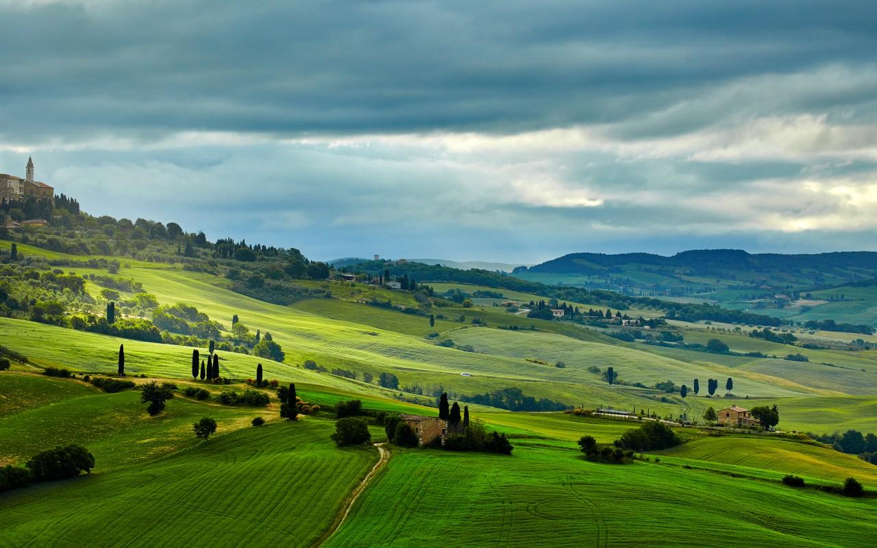 Итальянские каникулы — Тоскана