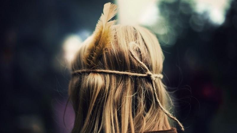 mood-girl-blonde-hair-feather-hd-wallpaper