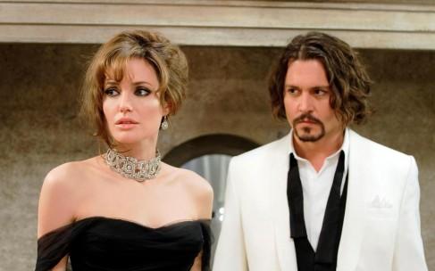 Анджелина Джоли просила Деппа не жениться на Херд