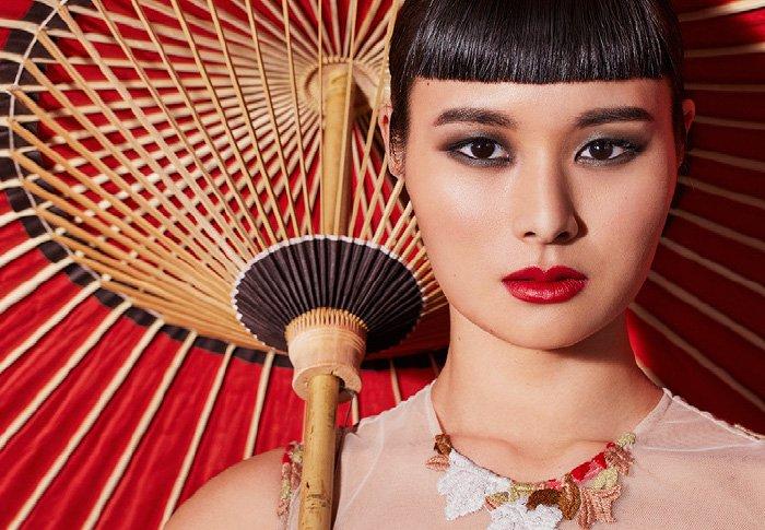 16 оттенков красного: Shiseido Rouge Rouge Lipstick Fall 2016